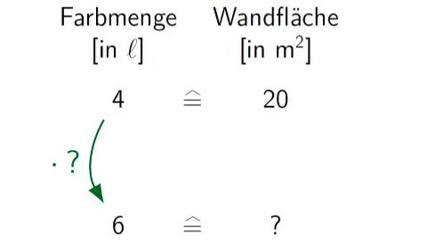 berechnungen bei direkter proportionalit t touchdown mathe