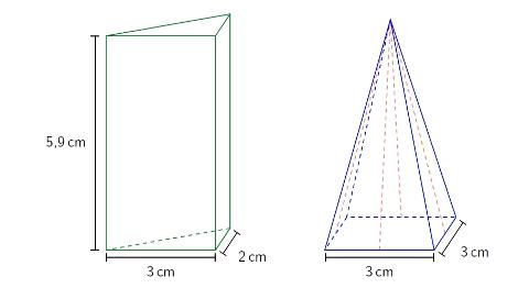 oberfl chenberechnung bei prisma und pyramide touchdown mathe. Black Bedroom Furniture Sets. Home Design Ideas